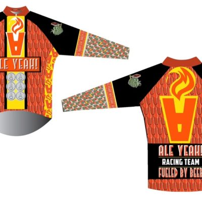 Pro + Long Sleeve Winter Jersey 2014